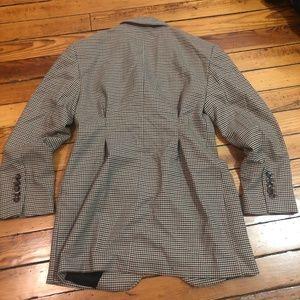 Zara Jackets & Coats - Zara Houndstooth Blazer